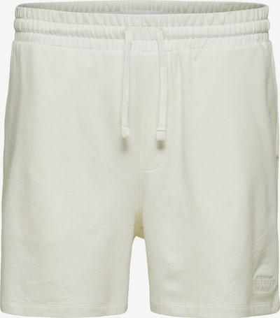 SELECTED HOMME Pantalón 'Rehan' en blanco, Vista del producto