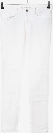 J Brand Röhrenjeans in 27-28 in weiß, Produktansicht
