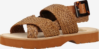 SCOTCH & SODA Sandalen in braun, Produktansicht