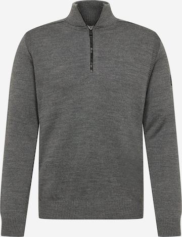 Pullover di bugatti in grigio