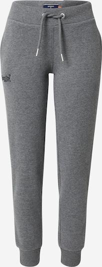 Superdry Pantalón en gris oscuro, Vista del producto