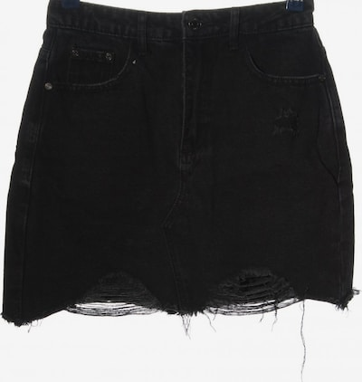 Missguided Jeansrock in XS in schwarz, Produktansicht