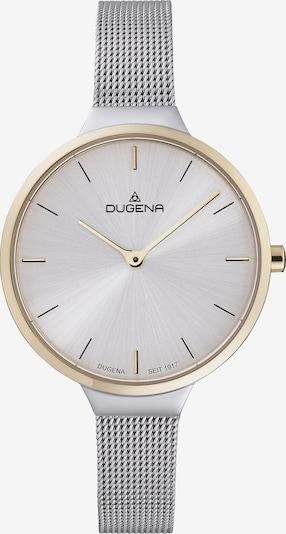 DUGENA Uhr in gold / silber, Produktansicht