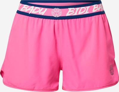 BIDI BADU Pantalon de sport 'Tilda' en bleu marine / rose / blanc, Vue avec produit