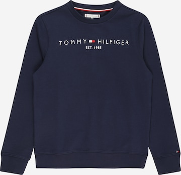 Sweat TOMMY HILFIGER en bleu