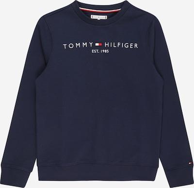 TOMMY HILFIGER Mikina - námořnická modř / červená / bílá, Produkt