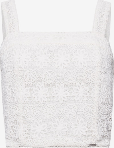 Superdry Top in weiß, Produktansicht