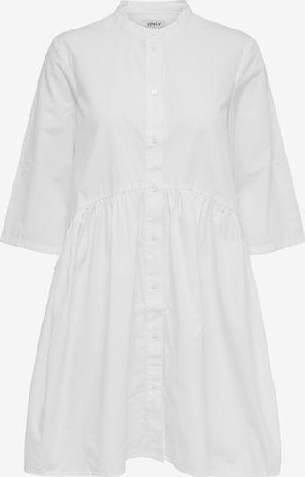 ONLY Dolga srajca 'Chicago Life' | bela barva, Prikaz izdelka