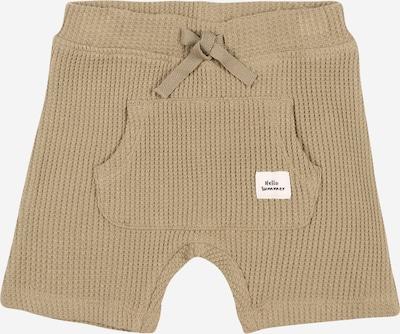 NAME IT Pantalon 'Hardy' en kaki, Vue avec produit