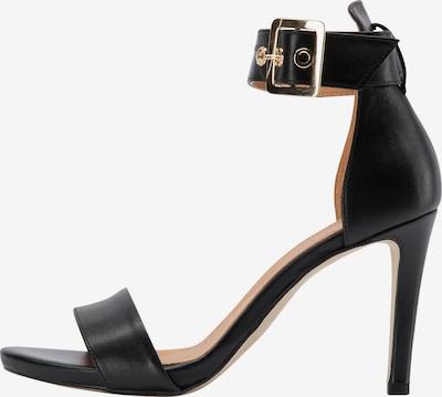 faina Sandale in schwarz, Produktansicht