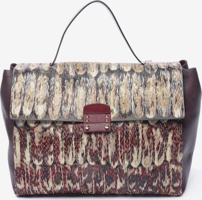 VALENTINO Handtasche in L in aubergine / mischfarben, Produktansicht