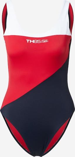 éjkék / piros / piszkosfehér Tommy Hilfiger Underwear Fürdőruhák, Termék nézet