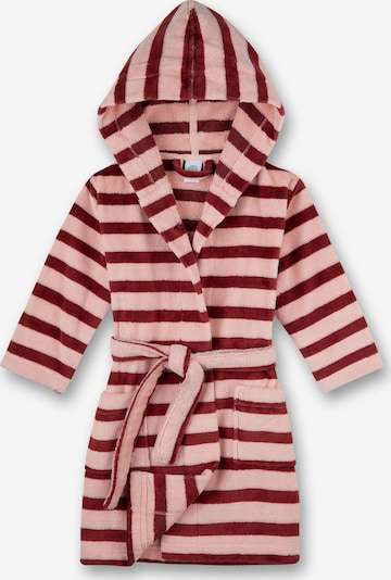 SANETTA Bathrobe in Pink / Ruby red, Item view