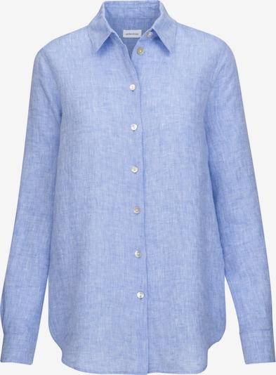 SEIDENSTICKER Chemisier en bleu, Vue avec produit