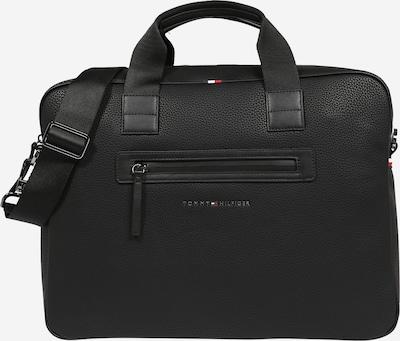 Geantă laptop TOMMY HILFIGER pe negru, Vizualizare produs