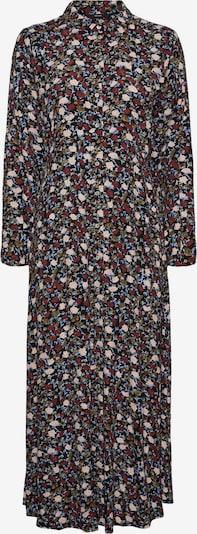 VERO MODA Kleid 'Veronica' in mischfarben / schwarz, Produktansicht