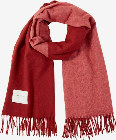 TOM TAILOR Scarf in Red, Item view