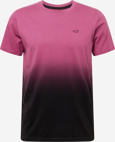 HOLLISTER Shirt in rosa / schwarz, Produktansicht
