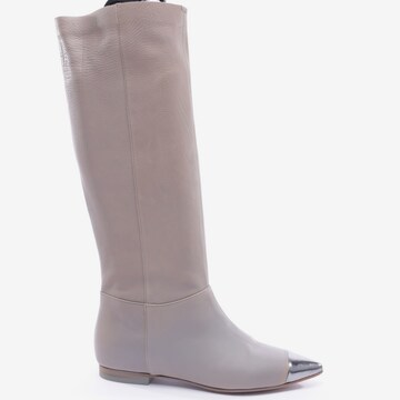 VIC MATIÉ Dress Boots in 37 in White
