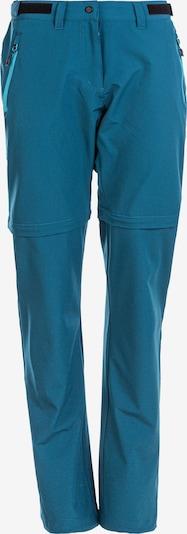 Whistler Outdoorbroek 'JULES W' in de kleur Blauw, Productweergave