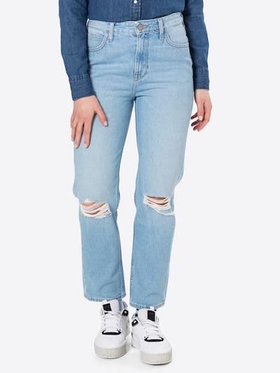 Jeans 'Carol' Lee pe albastru denim, Vizualizare model