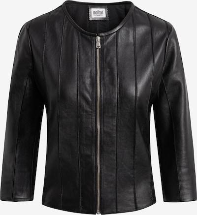 Molltan Jacke 'Sandra' in schwarz, Produktansicht
