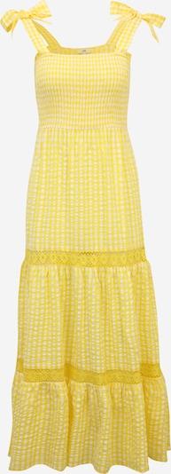 River Island Petite Kleid in gelb / weiß, Produktansicht