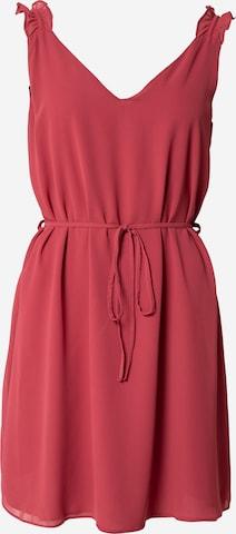 NAF NAF Sukienka koktajlowa 'STAR R1' w kolorze różowy