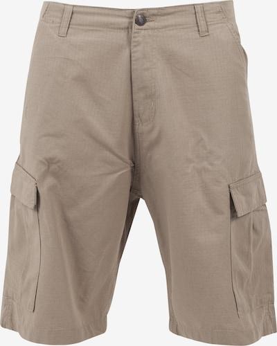 Urban Classics Cargobroek ' Camouflage Cargo Shorts ' in de kleur Beige: Vooraanzicht