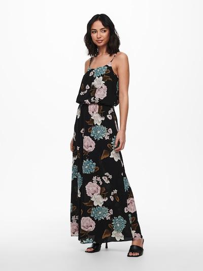 ONLY Kleid 'Winner' in mischfarben / schwarz, Modelansicht