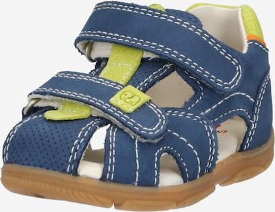 ELEFANTEN Zapatos abiertos 'Elefanten Terra' en navy / verde hierba, Vista del producto