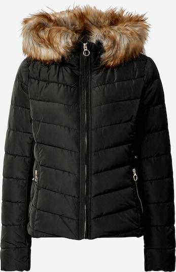 ONLY Winterjacke in schwarz, Produktansicht