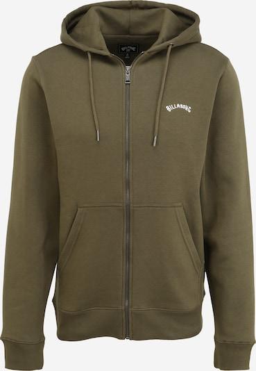 BILLABONG Sweat jacket in Khaki, Item view
