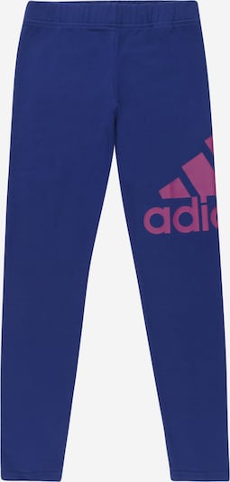 ADIDAS PERFORMANCE Sportske hlače u mornarsko plava / roza, Pregled proizvoda