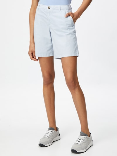 EDC BY ESPRIT Shorts in azur, Modelansicht