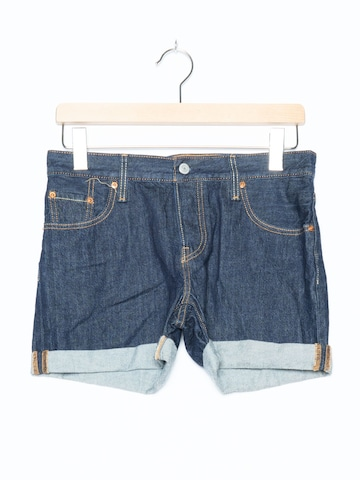 LEVI'S Shorts in L in Blue