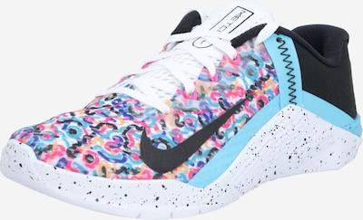 kék / vegyes színek / fekete / fehér NIKE Sportcipő 'METCON 6', Termék nézet