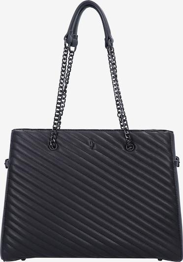 PAULS BOUTIQUE LONDON Schoudertas 'Roseline' in de kleur Zwart, Productweergave