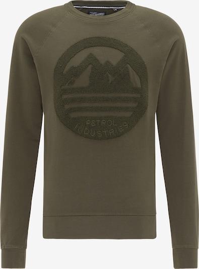 Petrol Industries Sweatshirt in khaki, Produktansicht