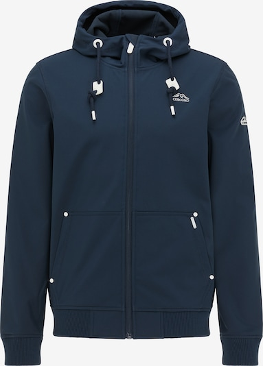 ICEBOUND Functionele jas in de kleur Navy, Productweergave