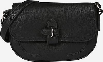 TOM TAILOR Чанта за през рамо тип преметка 'Jasmin' в черно, Преглед на продукта