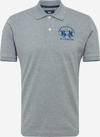 Maglietta di La Martina in grigio