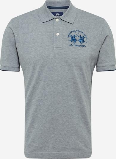 La Martina Majica u plava / siva melange, Pregled proizvoda