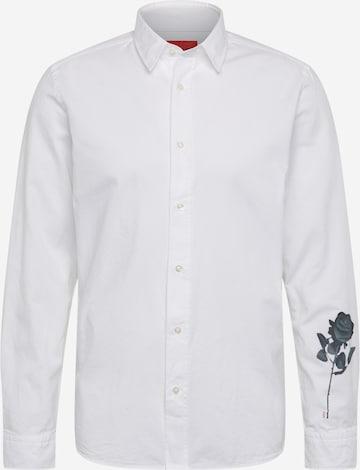 HUGO Hemd 'Emero' in Weiß