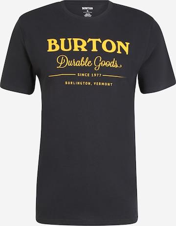 BURTON Shirt 'Durable Goods' in Black