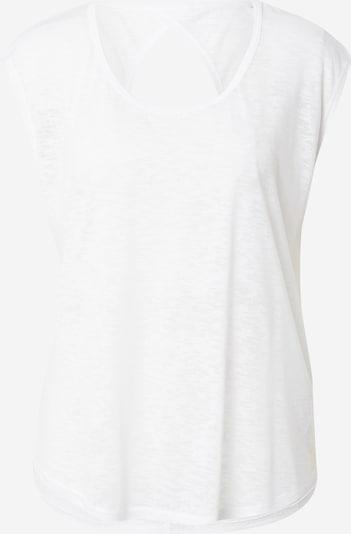 Tricou funcțional Marika pe alb, Vizualizare produs