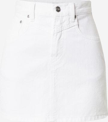 Gonna 'RACHEL' di Pepe Jeans in bianco