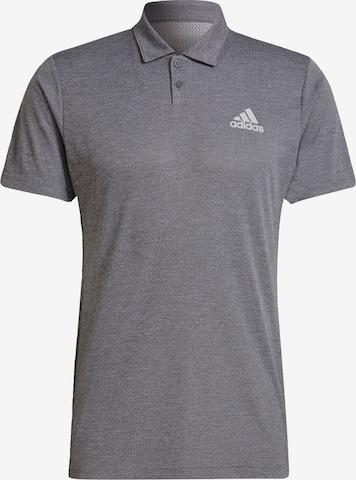 ADIDAS PERFORMANCE Sportshirt in Grau