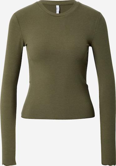 Hailys Shirt 'Larissa' in khaki, Produktansicht
