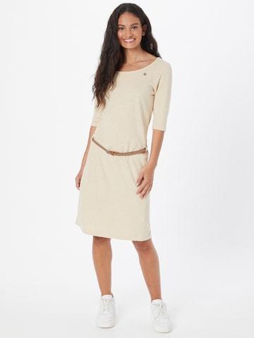 Ragwear Dress 'TAMILA' in Beige